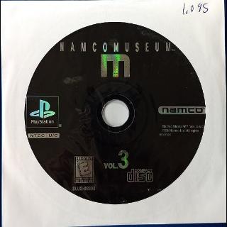 Namco Museum Volume 3
