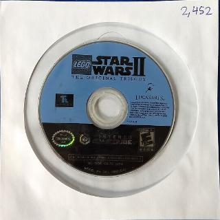 LEGO Star Wars II Original Trilogy