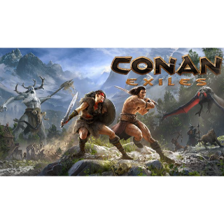 Conan Exiles Steam Key (Instant Delivery)