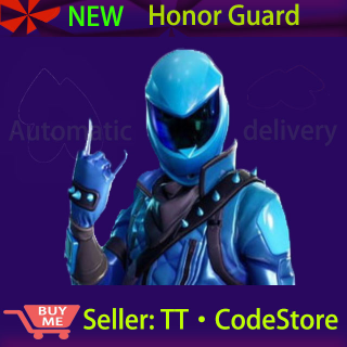 Code | HONOR GUARD OUTFIT SKIN