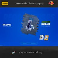 Code | Fortnite Llamalaxy Spray