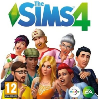 The Sims 4 - Standard Edition PC/Mac Origin Activation Key Global