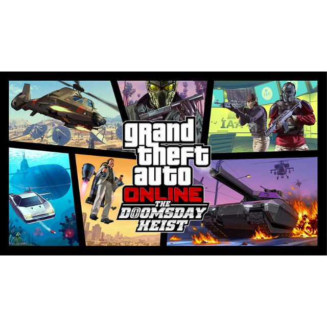 I will get you GTAV Cash for a small price