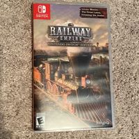 Railway Empire Switch Edition