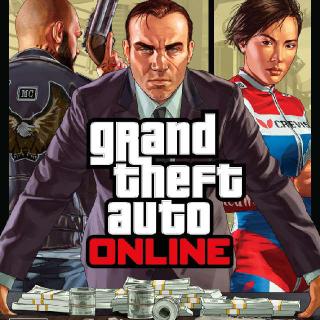 Grand Theft Auto V Criminal Enterprise
