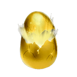 Golden Egg 2020 | 45x