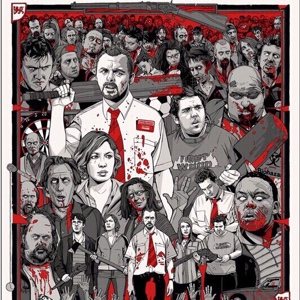 Shaun of the Dead (2004) HD Movies Anywhere | iTunes Digital Code
