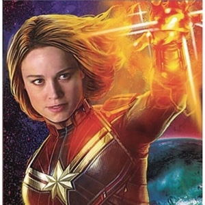 Captain Marvel (2019) HD Movies Anywhere | VUDU | iTunes Digital Code
