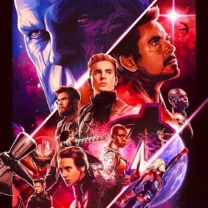 Marvel's Avengers: EndGame (2019) HD Google Play Digital Movie Code