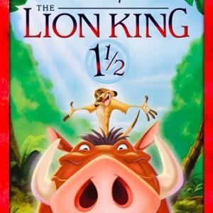 Disney's The Lion King 1 1/2 (2004) HD Movies Anywhere   iTunes   VUDU Digital Code