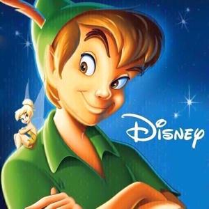 Disney's Peter Pan (1953) HD Movies Anywhere   VUDU   iTunes Digital Code