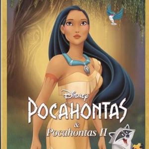Disney's Pocohontas 1 & 2 HD Movies Anywhere | VUDU | iTunes Digital Code