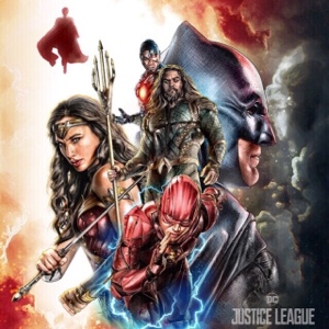 DC Justice League (2017) HD Movies Anywhere | VUDU Digital Code