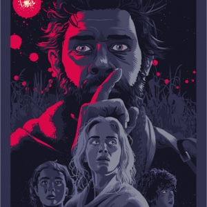 A Quiet Place (2018) HD UltraViolet | iTunes Digital Code