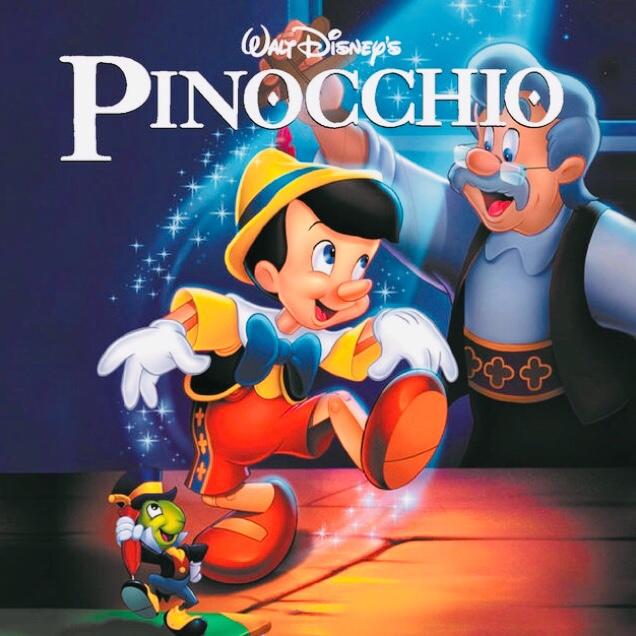 Disney's Pinocchio (1940) HD Movies Anywhere | VUDU | iTunes Digital Movie Code