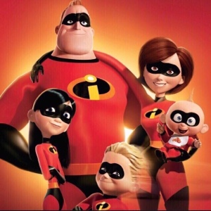 Pixar's The Incredibles (2004) HD Google Play Digital Movie Code