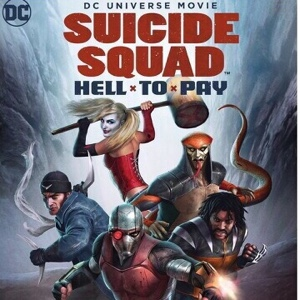 Suicide Squad: Hell to Pay (2018) HD Movies Anywhere | VUDU Digital Code