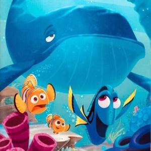 Pixar's Finding Dory (2016) HD Movies Anywhere   iTunes   VUDU Digital Code