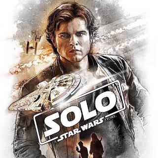 SOLO: A Star Wars Story (2018) HD Google Play Digital Code