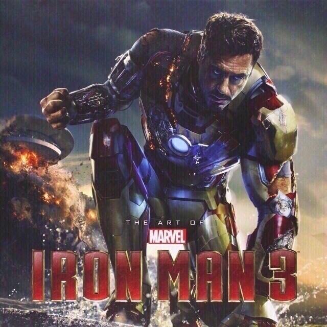 Marvel's Iron-Man 3 (2013) HD Google Play Digital Movie Code