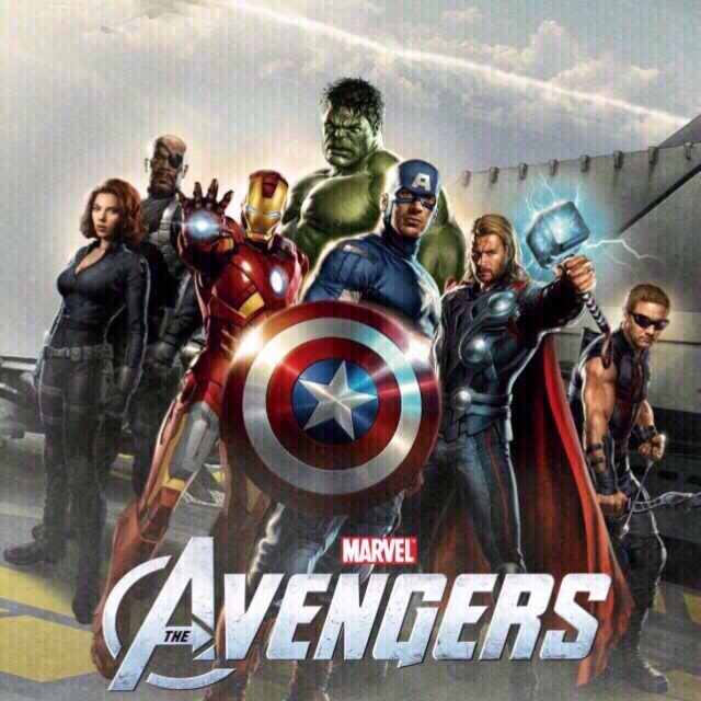 Marvel's Avengers (2012) HD DMA Digital Code