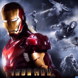 Marvel's Iron-Man (2008) HD Google Play Digital Movie Code