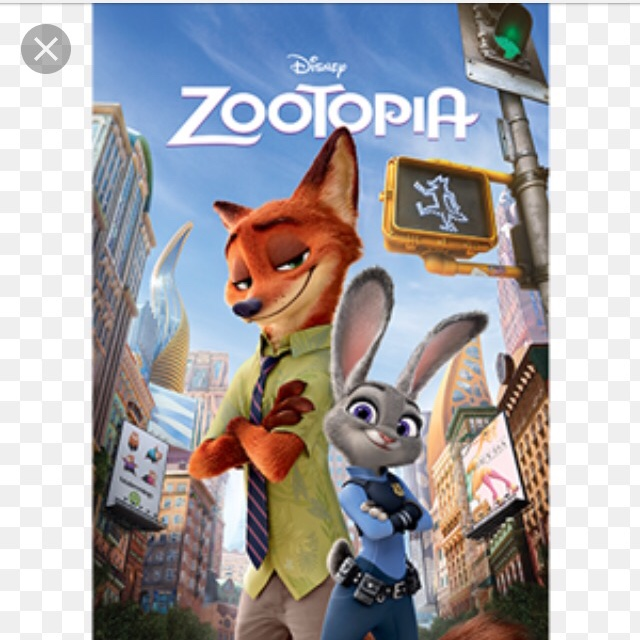 Disney's Zootopia (2016) HD DMA UltraViolet iTunes VUDU Digital
