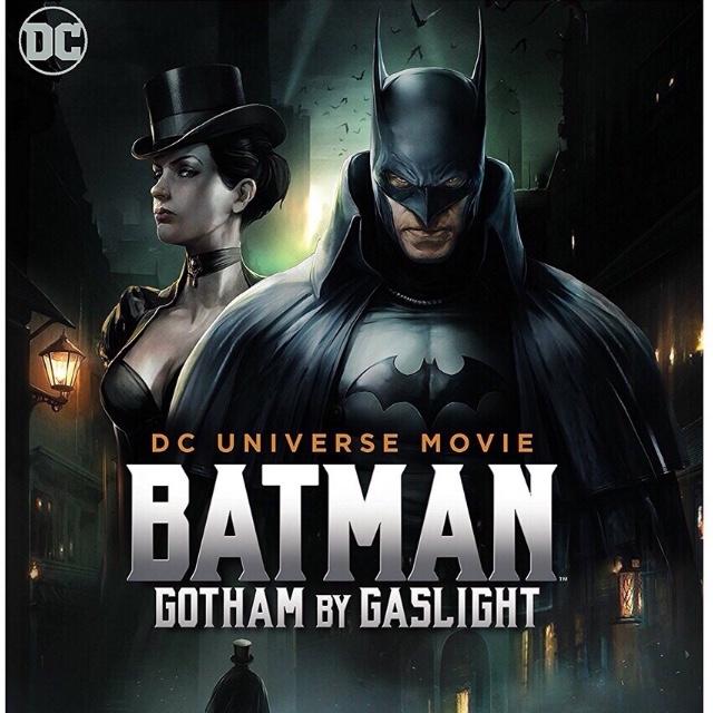 Batman Gotham by Gaslight (2018) HD Movies Anywhere | VUDU Digital Code