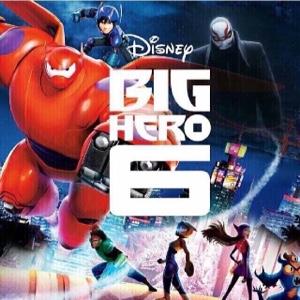 Disney's Big Hero 6 (2014) Google Play HD Digital Movie Code