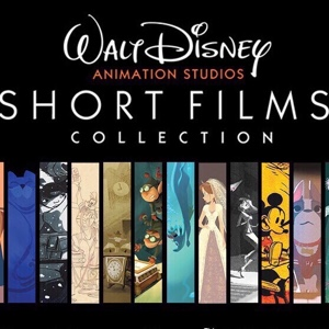 Walt Disney Short Films (2015) HD Google Play Digital Movie Code