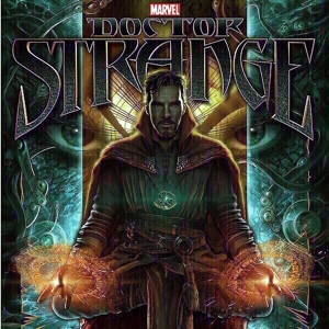 Marvel's Doctor Strange (2016) HD Google Play Digital Code