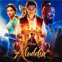 Disney's Aladdin (2019) HD Google Play Digital Movie Code