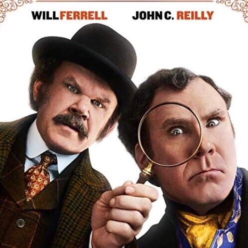 Holmes & Watson (2018) HD Movies Anywhere | VUDU Digital Code