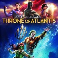 Justice League: Throne of Atlantis (2015) HD Movies Anywhere | VUDU FULL DIGITAL CODE