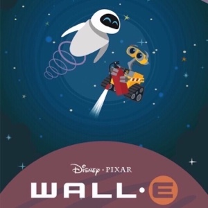 Pixar's WALL-E (2008) HD Google Play Digital Movie Code