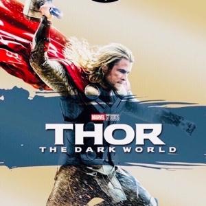 Marvel's Thor: The Dark World (2013) UHD/4K Movies Anywhere | VUDU | iTunes Digital Movie Code