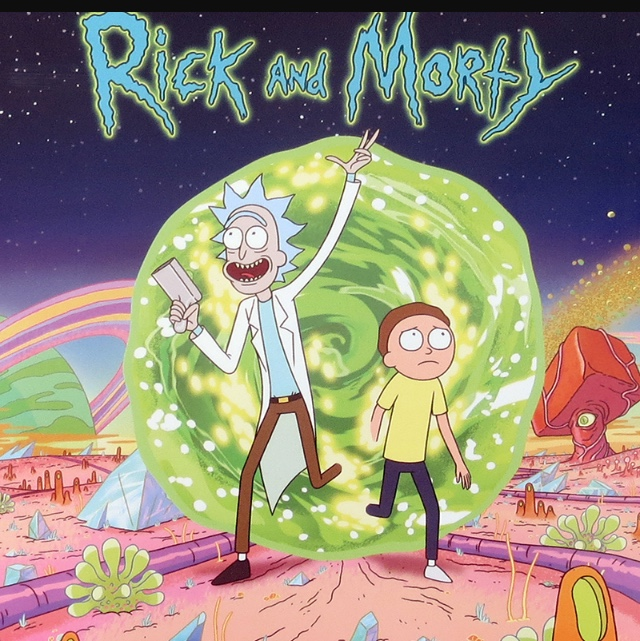 Rick and Morty Season 1 HD UltraViolet Code - Digital Movies