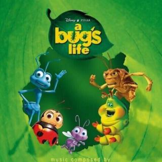 Pixar's A Bug's Life (1998) HD Google Play Digital Movie Code