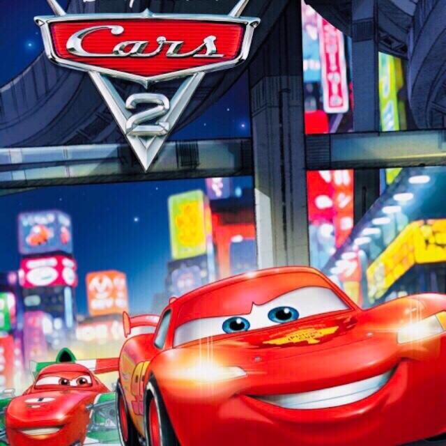 Pixar's Cars 2 (2011) HD Movies Anywhere   iTunes   VUDU Digital Code