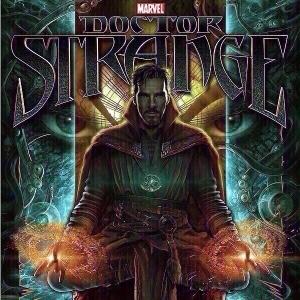 Marvel's Doctor Strange (2016) HD Movies Anywhere | VUDU | iTunes Digital Code