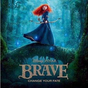 Pixar's Brave (2012) HD Google Play Digital Code