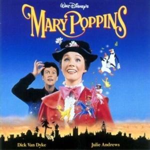 Disney's Mary Poppins (1964) HD Google Play Digital Movie Code