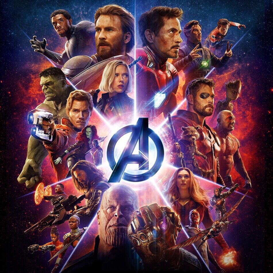 Avengers Infinity War 2018 Hd Google Play Digital Code Digital Movies Gameflip