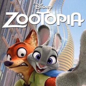 Disney's Zootopia (2016) HD Google Play Digital Code