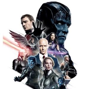 X-Men Apocalypse (2016) Movies Anywhere | iTunes HD Digital Code
