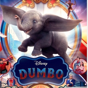 Disney's Dumbo (2018) HD Google Play Digital Code
