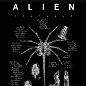 Alien Covenant (2017) HD Movies Anywhere | iTunes Digital Code