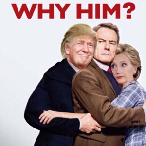 Why Him? (2016) HD Movies Anywhere | iTunes Digital Code