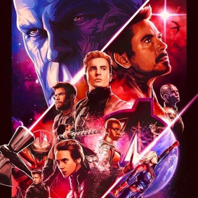 Marvel's Avengers: EndGame (2019) HD Movies Anywhere
