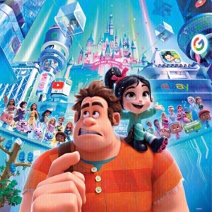 Ralph Breaks the Internet (2018) UHD/4K Movies Anywhere | VUDU | iTunes Digital Code